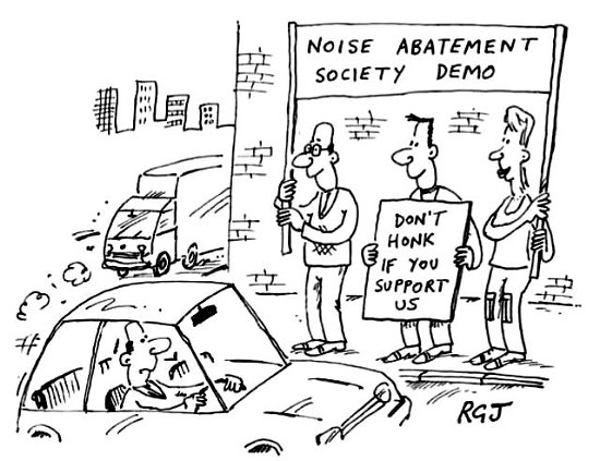 Noise Action